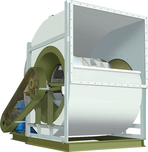 Industrial Centrifugal Fans : Patels airflow
